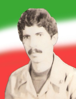 شهید محمد بابائی حسن سرائی
