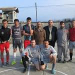 گزارش تصویری از مسابقات فوتبال یادواره شهدای گیلاکجان نوروز ۹۳