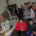 دیدار با خانواده معظم شهید جعفر علیمحمدی