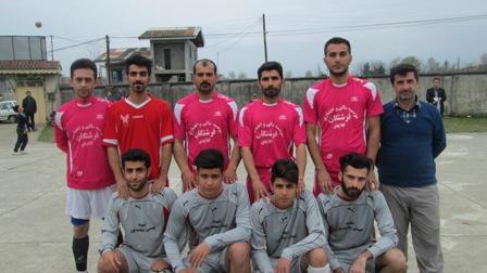 گزارش تصویری و نتایج مسابقات فوتبال نوروزی ۱۳۹۴