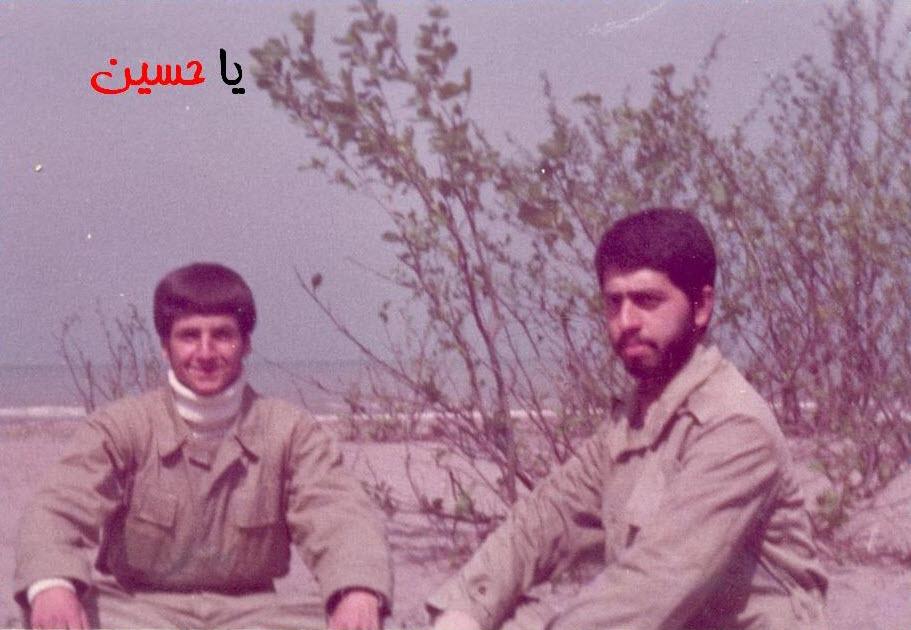 آلبوم تصاویر شهید جعفر علیمحمدی گیلاکجانی