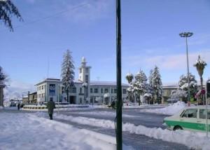 میدان شهرداری رودسر