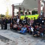تصاویر و نتایج مسابقه دومیدانی به مناسبت هفته بسیج