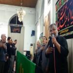 مجموعه تصویری عزاداری محرم ۱۳۹۴ در مسجد جامع گیلاکجان / بخش دوم