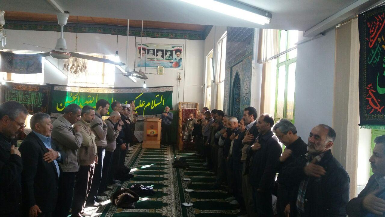 گزارش تصویری عزاداری ماه صفر / روستای حسن سرا
