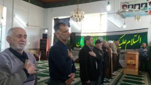 مسجد صاحب الزمان(عج) حسن سرا