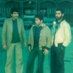 عکس ارسالی توسط محمد محمدی گیلاکجانی / تهران ۱۳۵۶ شمسی