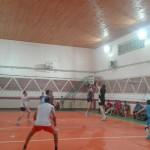 مسابقات والیبال جام شهدای حسن سرا