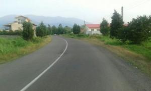 چشم انداز سُماموس در مسیر گیلاکجان