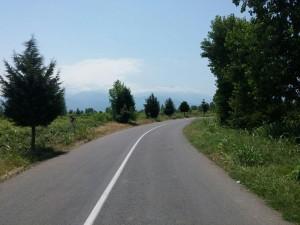 مسیر ورودی گیلاکجان