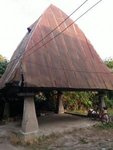 کندوج-انبار برنج-منزل شهید عیسی محمدپور