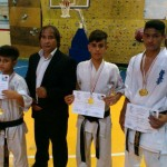 گیلاکجانیها، فاتح طلای مسابقات کاراته استان مازندران