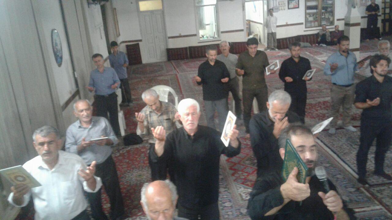 گزارش تصویری ماه مبارک رمضان ۱۳۹۵ روستای گیلاکجان/بخش دوم