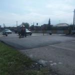 احداث سرعت گیر مسیر خیابان اصلی گیلاکجان