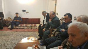 دیدار با خانواده محترم شادروان محمدتقی رضاقلیپور