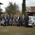 گزارش تصویری از آئین دید و بازدیدهای نوروزی ۱۳۹۶ در گیلاکجان