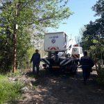تقویت شبکه برق خانگی در کوچه یاس ۳ روستای گیلاکجان