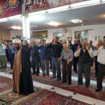 گزارش تصویری از ماه مبارک رمضان ۱۳۹۶ در مسجد جامع گیلاکجان