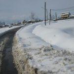 جاده های برفی گیلاکجان