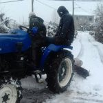 زمستان برفی گیلاکجان 1395