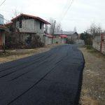 پروژه آسفالت خیابان شهدای گیلاکجان