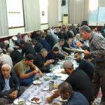 ضیافت افطاری شبهای قدر ۱۳۹۷ در مسجد جامع گیلاکجان