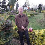 پیام تشکر از جناب سروان پرویز یوسفی گیلاکجانی